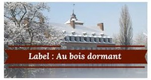 Label au bois dormant logo